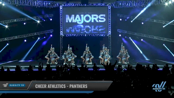 Cheer Athletics - Panthers [2018 Large All Girl 5 Day 1] The Majors