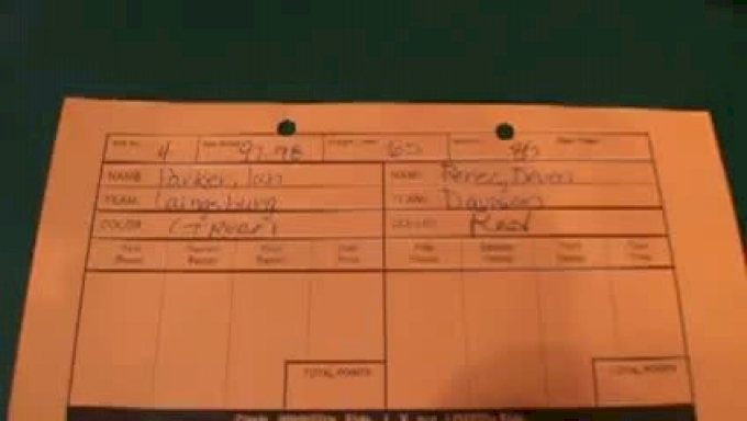 65 lbs youth match, Ian Parker, Laingsburg vs Devon Perez, Davison, ,
