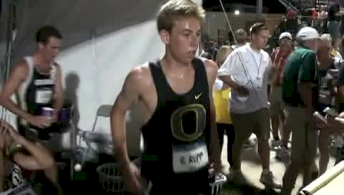 Galen Rupp 10K Champion 2009 NCAA Track and Field Championships
