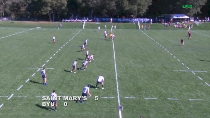 Play Breakdown: Saint Mary's Defense vs. BYU