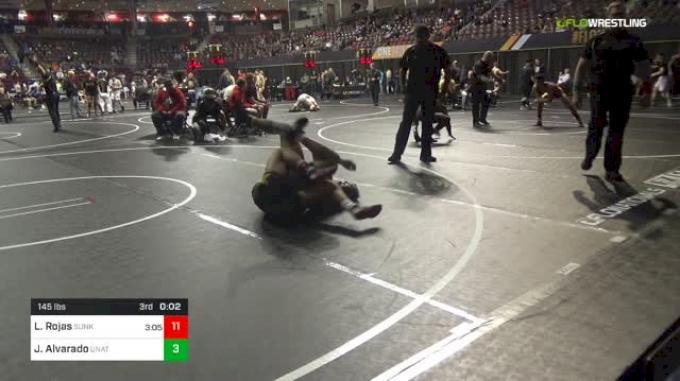 152 lbs Round Of 64 - Paul Scaramuzzino, Goodrich Wrestling vs Nicholas Marcenelle, North Allegheny