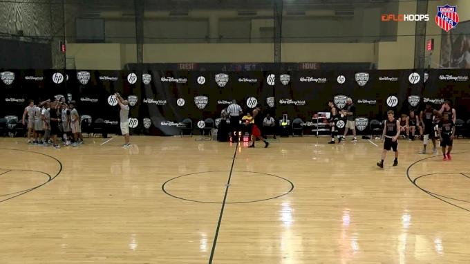 Jay Hawks vs Laurel Lakers | 7.26.2018 | AAU Boys 17U-11B