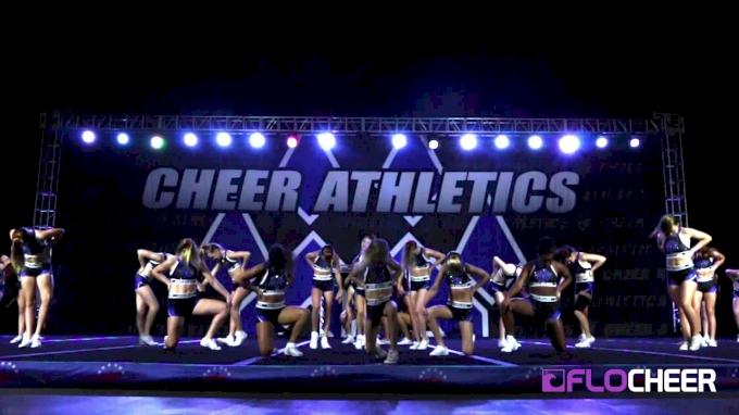 Cheer Athletics RubyCats - Cheer Athletics Blue Debut