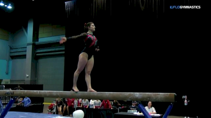 Taryn Fitzgerald - Beam, Stanford - 2018 Elevate the Stage - Reno (NCAA)