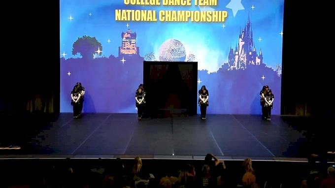 University of Kentucky [2018 Division IA Hip Hop Semis] UCA & UDA College Cheerleading and Dance Team National Championship