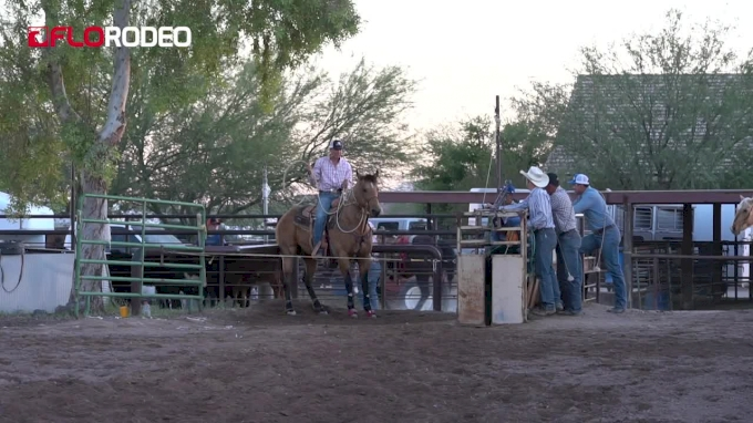 The American: Florence, Arizona Tie-Down Roping Qualifier Short Round