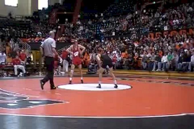 149 #2 Kyle Ruschell Wisconsin VS RJ Pena OS