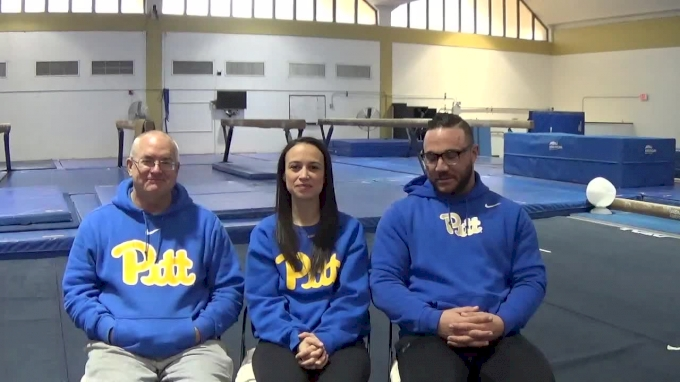 Pitt Coaching Staff Talks About Coaching Roles and Chemistry