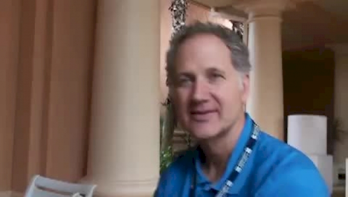 Tinker Hatfield talks about the specs of The Bowerman trophy
