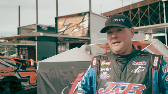 Jimmy Phelps On Being Top Mod Qualifier At Super DIRT Week