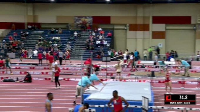 Men's 400m, Heat 6