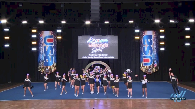Northview High School [2018 Co-Ed Varsity Show Cheer Intermediate Prelims] USA Spirit Nationals