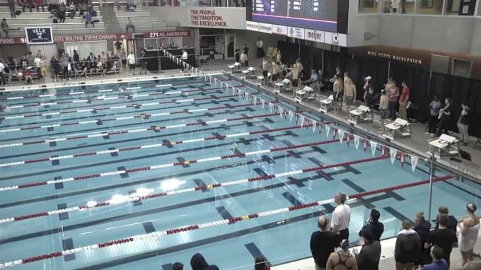 OSU 2018 Invitational Prelims | Big Ten Mens Swim and Dive
