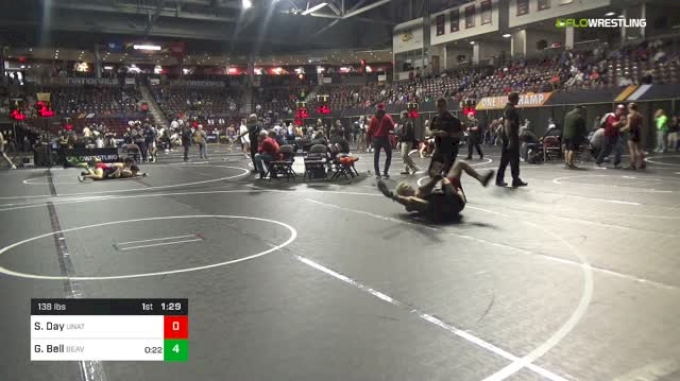 138 lbs Round Of 64 - Nathan Conley, Avon Wrestling Club vs Tanner Rohaley, Quest