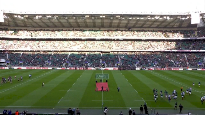 England vs South Africa Mens Autumn Tests