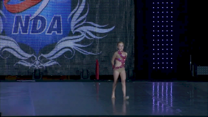 Dance Dynamics - Jenna Born [2018 Mini Solo - Contemporary/Lyrical] NDA All-Star National Championship