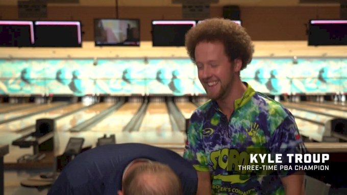 Bowling With A Pro: Kyle Troup