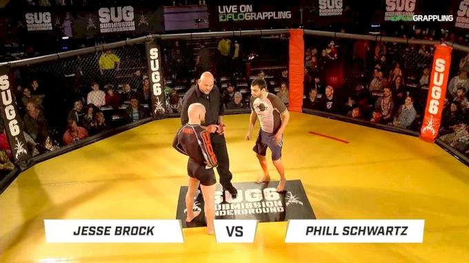 Phill Schwartz vs Jesse Brock Submission Underground 6