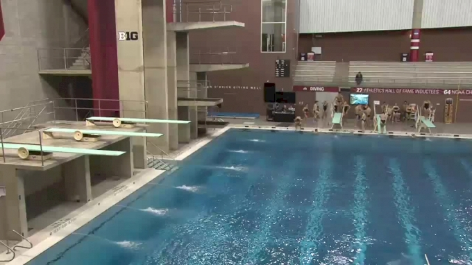 2018 Texas A&M and Louisville at Ohio State   Big Ten Mens Dive