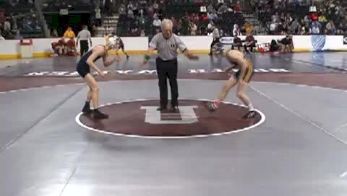 103lbs Cody Barbiche Del Valley- vs. Kyle McNulty Toma River North-