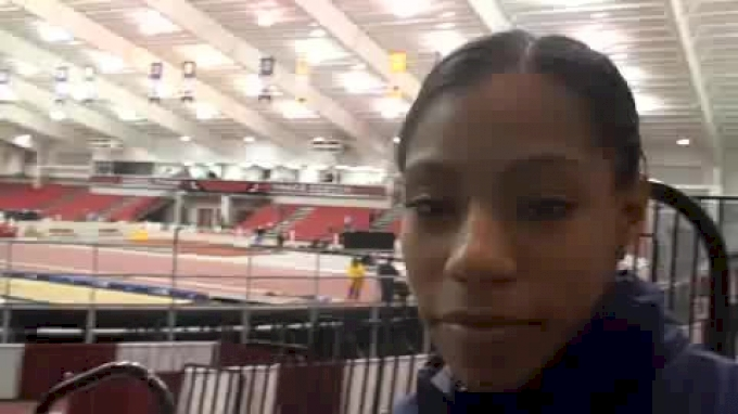 Shavon Greaves 3rd 200 2010 NCAA Indoor Championships