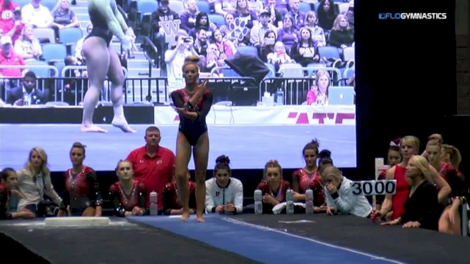 MyKayla Skinner - Vault, Utah - 2018 Elevate the Stage - Reno (NCAA)