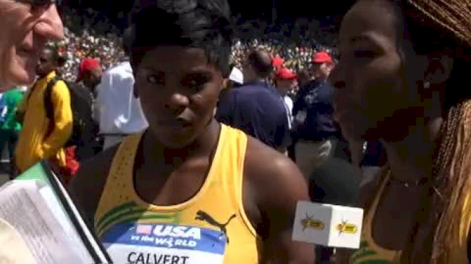 Jamaican Women after USA vs the World SMR