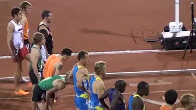 2010 Throwback: Men's 10k - Chris Solinsky American Record 26:59!