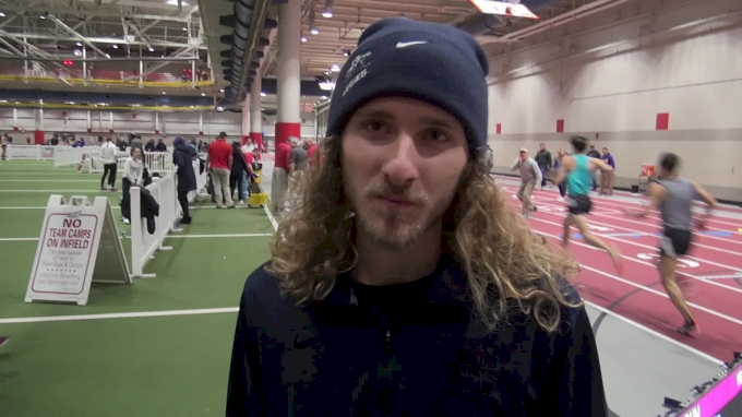 Dillon Maggard After Strong Iowa State 5K