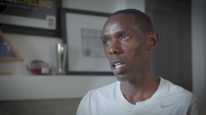 Paul Chelimo Reveals His Greatest Goal (Bonus Clip)