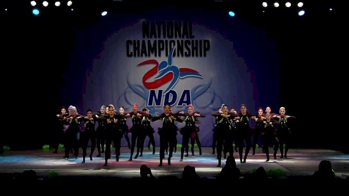 Olathe Northwest High School [2018 Large Varsity Team Performance Finals] NDA High School Nationals