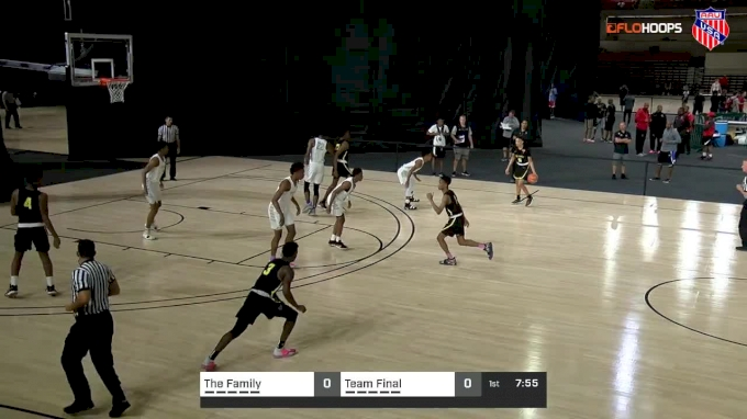 The Family vs Team Final | 7.25.2018 | AAU Boys 17U Gold