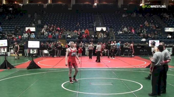 164 f, Brenden Severs, BLWC vs Logan Shephard, FRL
