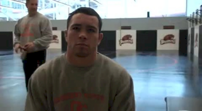 Colby Covington- Chip On His Shoulder