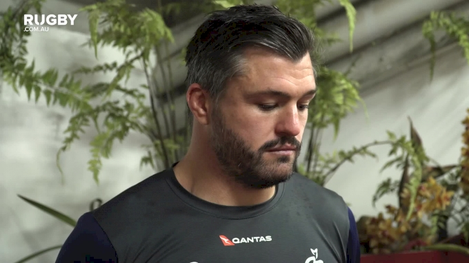 Adam Ashley-Cooper Discusses His Return To The Wallabies