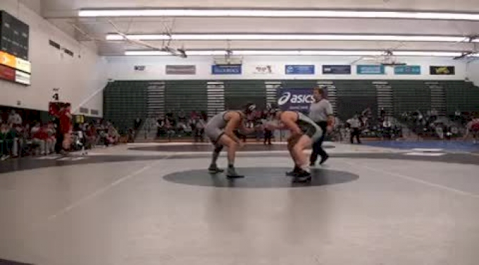 174 lbs match Ryan McGarity Binghamton vs. Chris Eggert Eastern Michigan