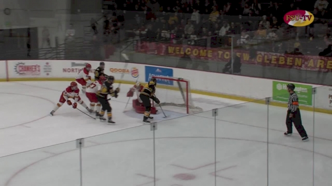 Highlights: Michigan Tech Completes Sweep Of Ferris State