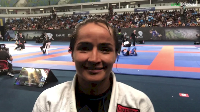 Talita Alencar: 'I Have Nothing To Prove To Anyone Else'