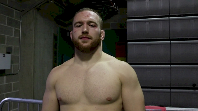 Kyle Snyder Doesn't Usually Gameplan, But He Did