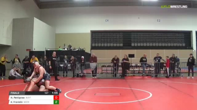 230 lbs Final - Noah Pettigrew, Buxton Extreme Ms vs Kolby Franklin, Scorpions Dynasty Gold MS