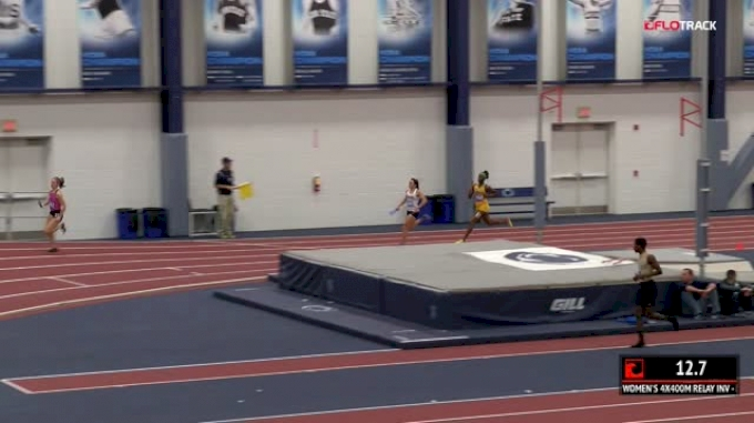 Women's 4x400m Relay Inv, Heat 1
