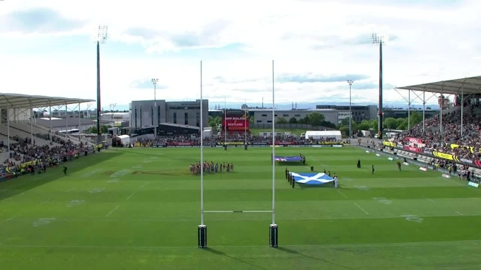 UNLOCKED: New Zealand vs Scotland | Rugby League World Cup | Round 2
