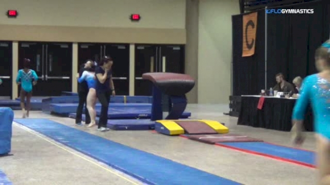 Abby Heiskell - Vault, Southeastern - 2018 Tampa Bay Turner's Invitational