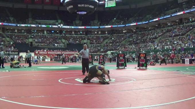 120 r1, Logan Hoskins, Vandalia Butler vs Brendon Fenton, Elyria