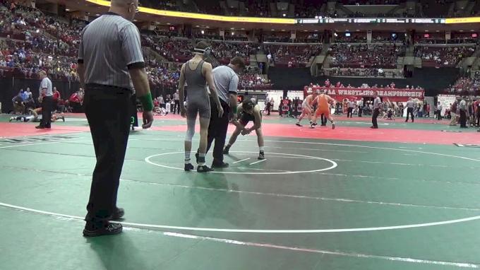 113 r1, Dylan Shawver, Elyria vs Brandon Potter, Medina