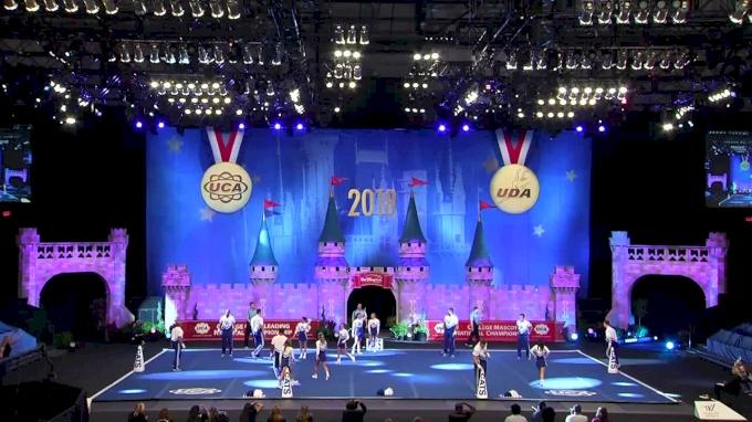 University of Kentucky [2018 Cheer Division IA Semis] UCA & UDA College Cheerleading and Dance Team National Championship