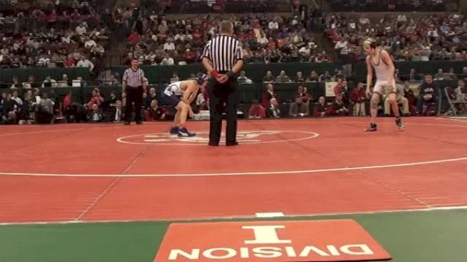 103 lbs finals David Bavery Massillon Perry vs. Brandon Thompson Solon D1