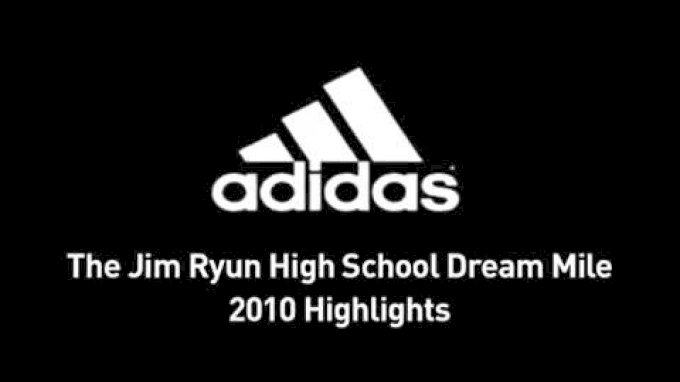 2010 Dream Mile Highlights - adidas Golden Stripes 2011