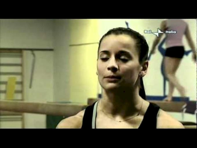 Alicia Sacramone - RAI Italian TV Feature