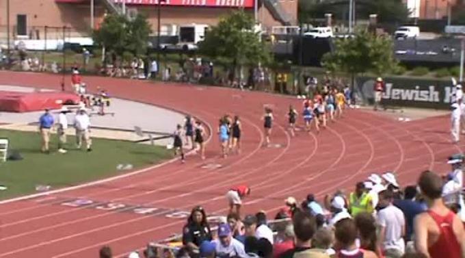 State Meet - 1600m run